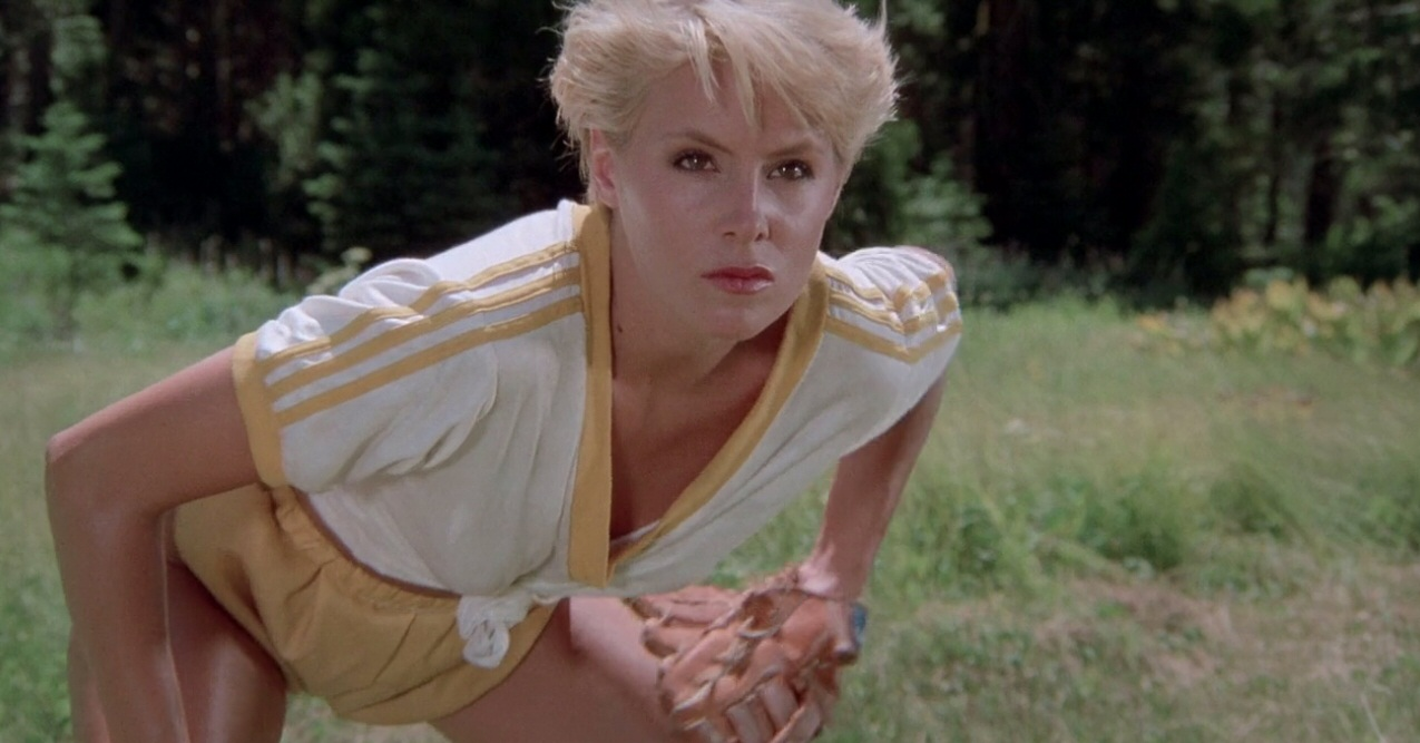 Julie Hall in Blood Games (1990)