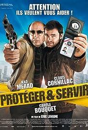 Protéger & servir Poster