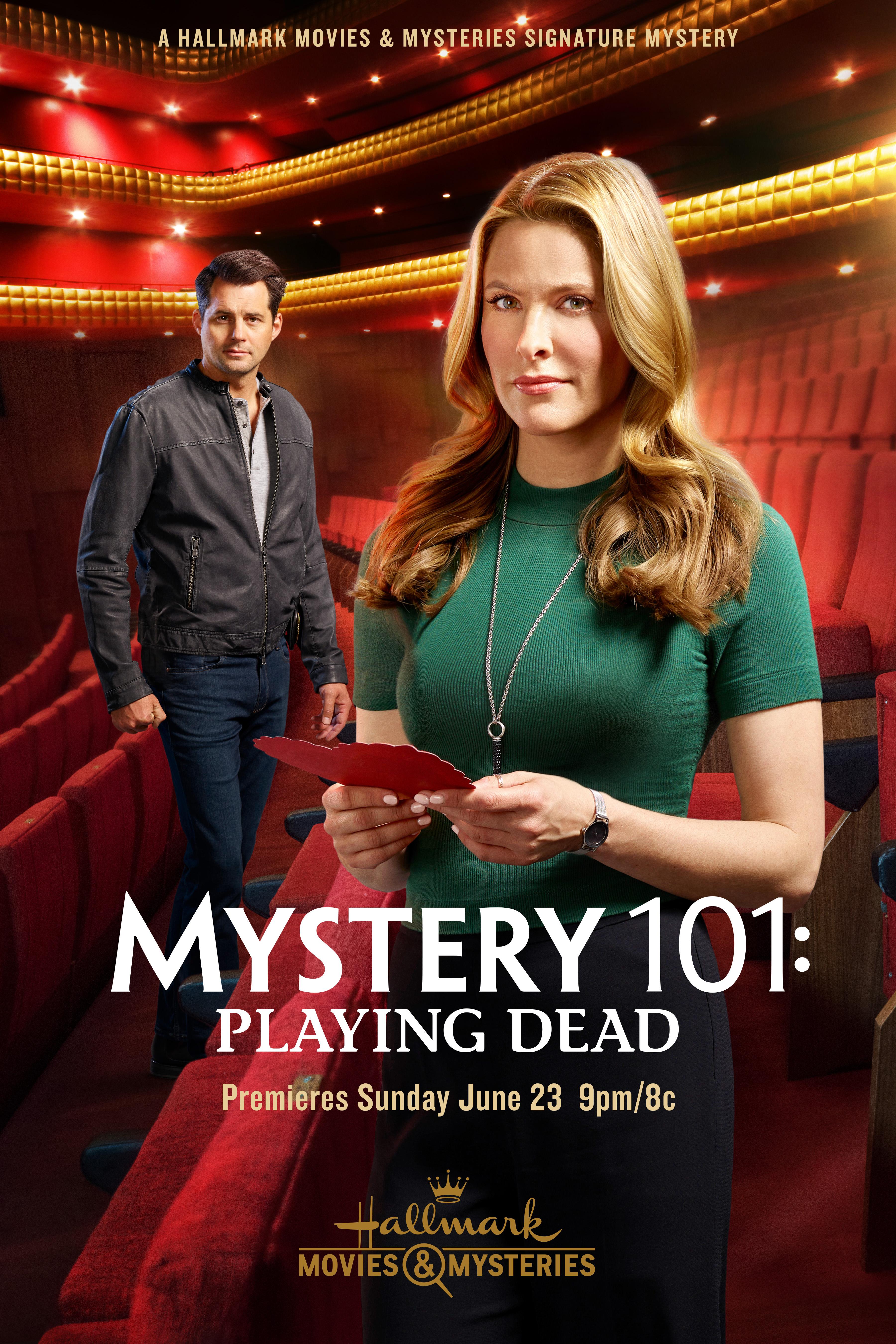 Paslaptis 101 : Apsimetant mirusiu (2019) / Mystery 101: Playing Dead
