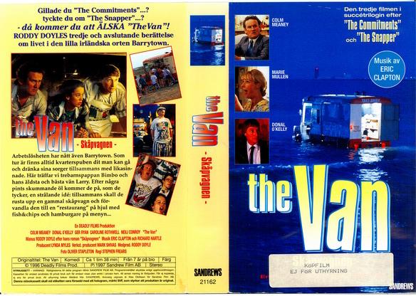 The Van 1996