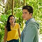 Alex Aiono and Lindsay Watson in Finding 'Ohana (2021)