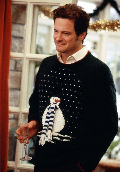 Colin Firth in Bridget Jones's Diary (2001)
