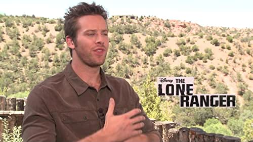 IMDb Original Interview: Lone Ranger, Armie Hammer