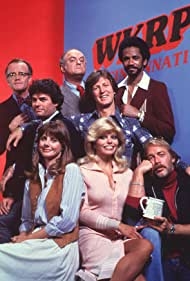 WKRP in Cincinnati (1978) Poster - TV Show Forum, Cast, Reviews