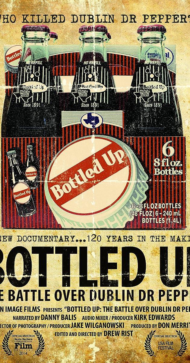 Subtitle of Bottled Up: The Battle Over Dublin Dr Pepper
