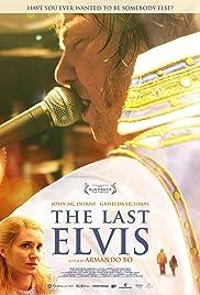The Last Elvis Poster