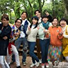 Yu Shan Chen, Dewi Chien, Talu Wang, Vivian Sung, and Dino Lee in Wo de shaonu shidai (2015)