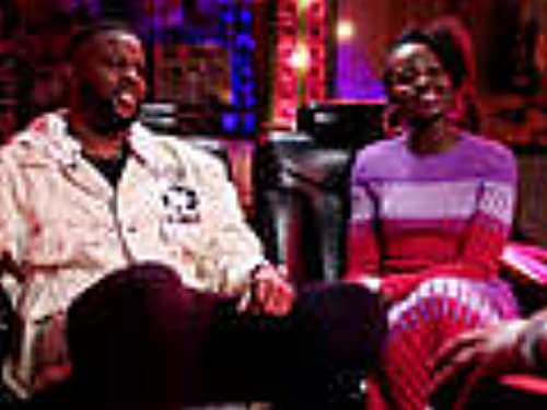 Lupita Nyong'o and Winston Duke on Yale and 'Black Panther'