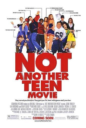 18+ Not Another Teen (2001) English 720p BluRay 800MB Download