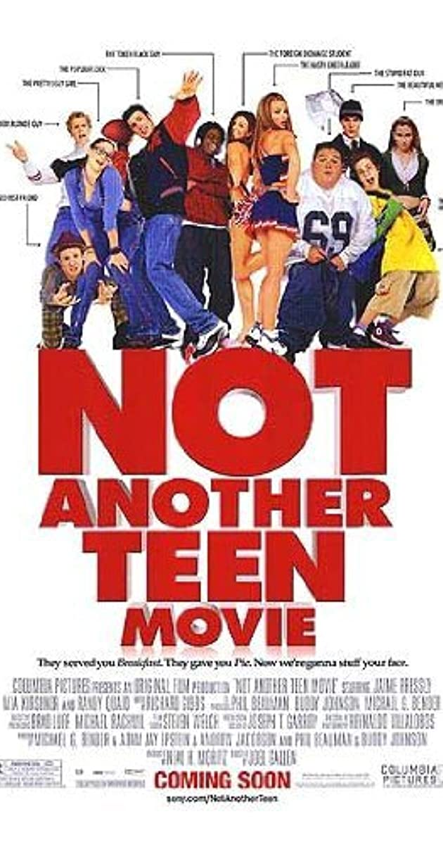 Not another teen movie girls naked this magnificent