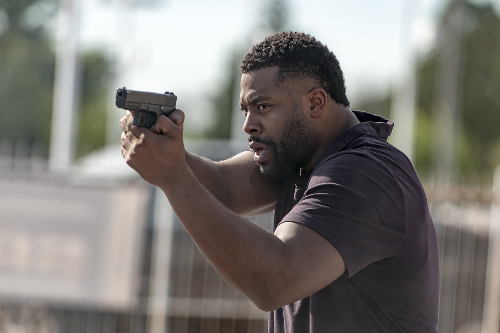 LaRoyce Hawkins in Chicago P.D. (2014)