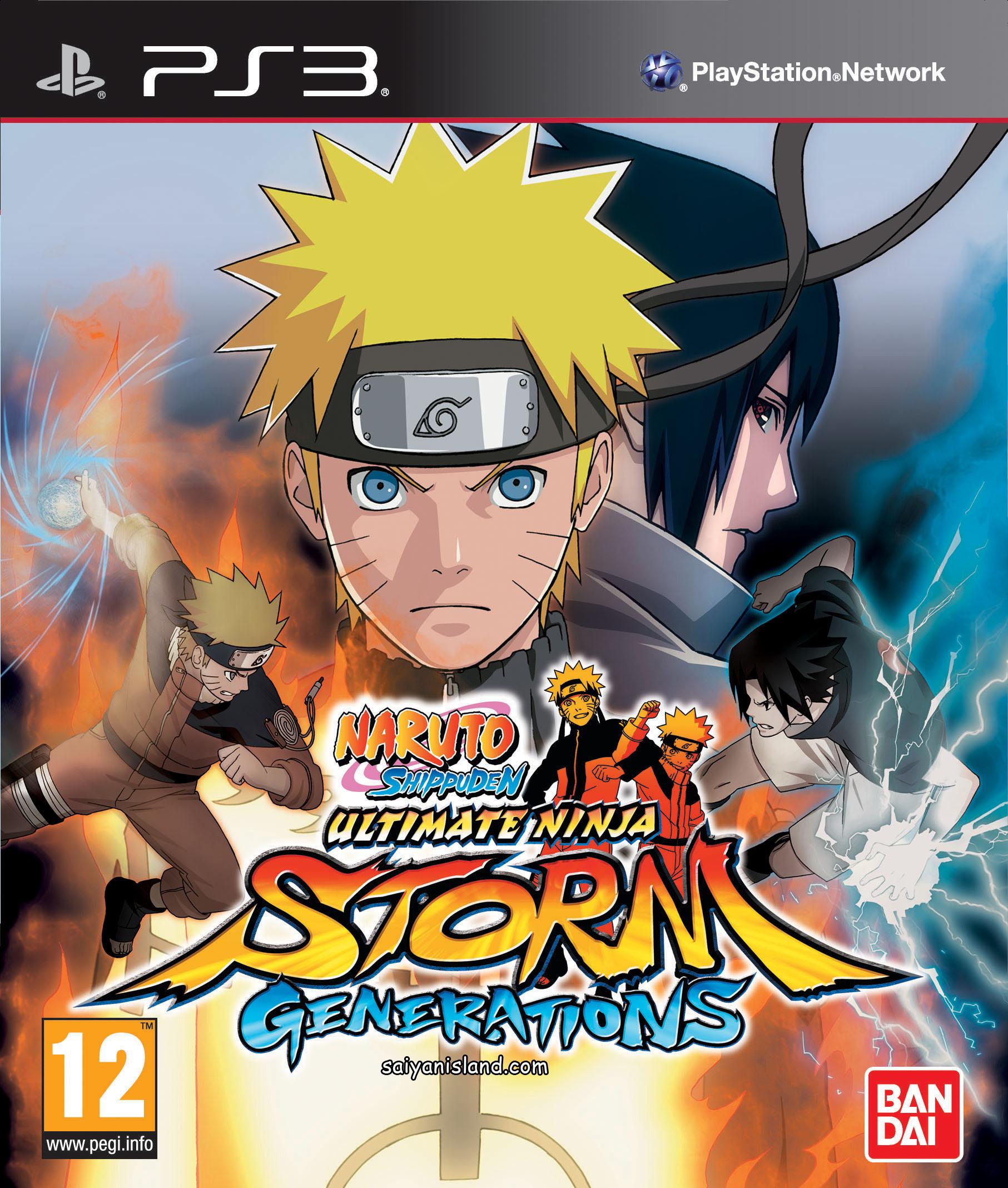 Kết quả hình ảnh cho naruto Shippūden: Ultimate Ninja Storm Generations OVA Hashirama Senju vs Madara Uchiha poster