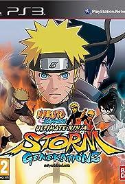 Naruto Shippûden: Ultimate Ninja Storm Generations Poster