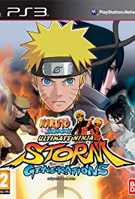 Primary photo for Naruto Shippûden: Ultimate Ninja Storm Generations