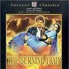 Dharmendra and Hema Malini in The Burning Train (1980)