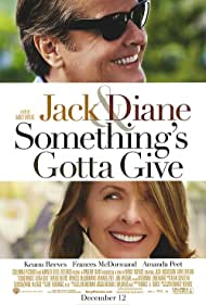 Jack Nicholson and Diane Keaton in Something's Gotta Give (2003)