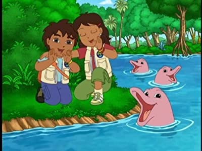 Torrents free movie downloads Diego Saves the River Dolphin [Ultra]