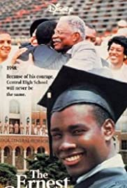 The Ernest Green Story Poster