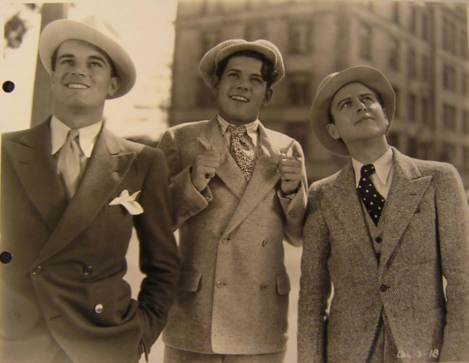 Richard Keene, David Rollins, and Nick Stuart in Why Leave Home? (1929)