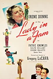 Lady in a Jam Poster
