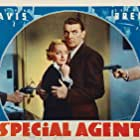 Bette Davis and George Brent in Special Agent (1935)