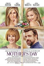 Jennifer Aniston, Julia Roberts, Kate Hudson, and Jason Sudeikis in Mother's Day (2016)