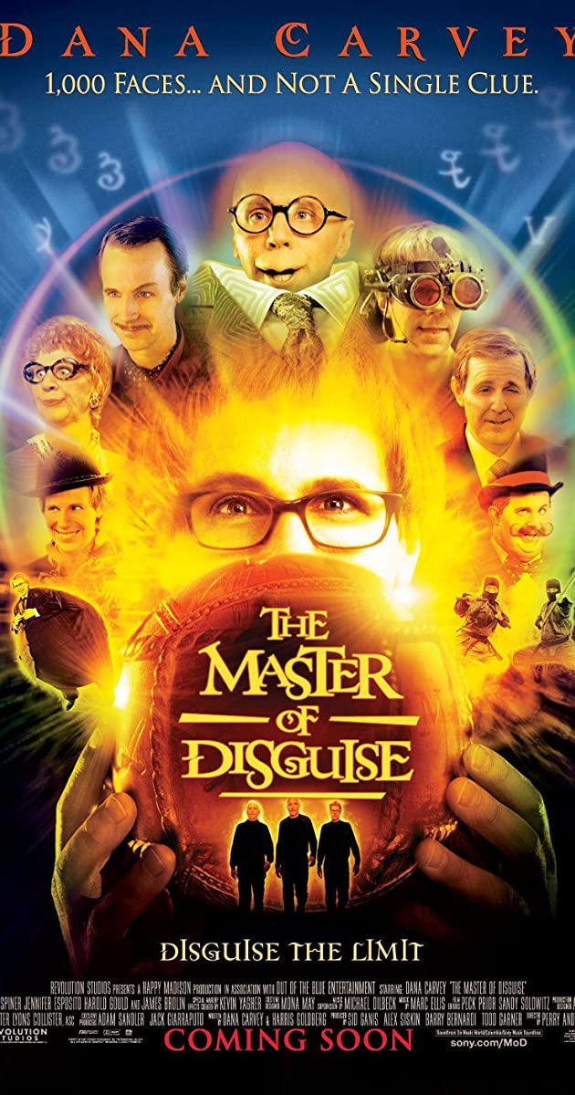 The Master of Disguise (2002) Subtitles