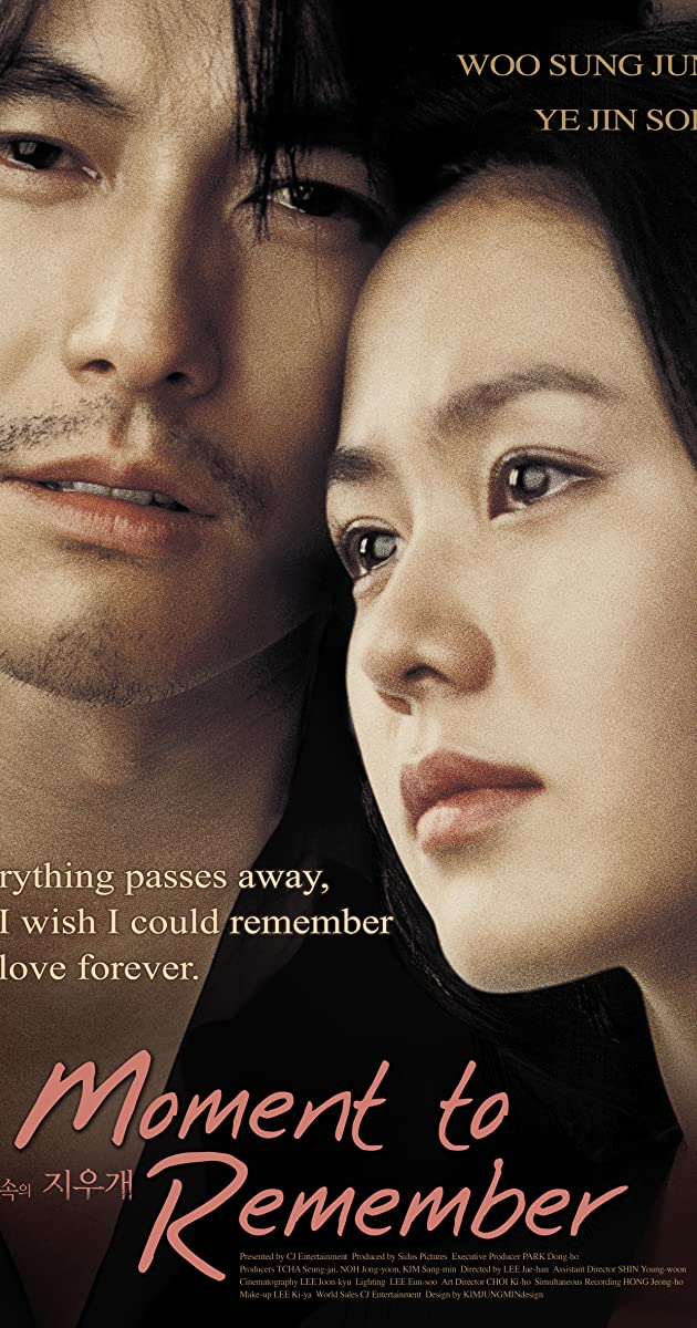 A Moment to Remember (2004) - IMDb