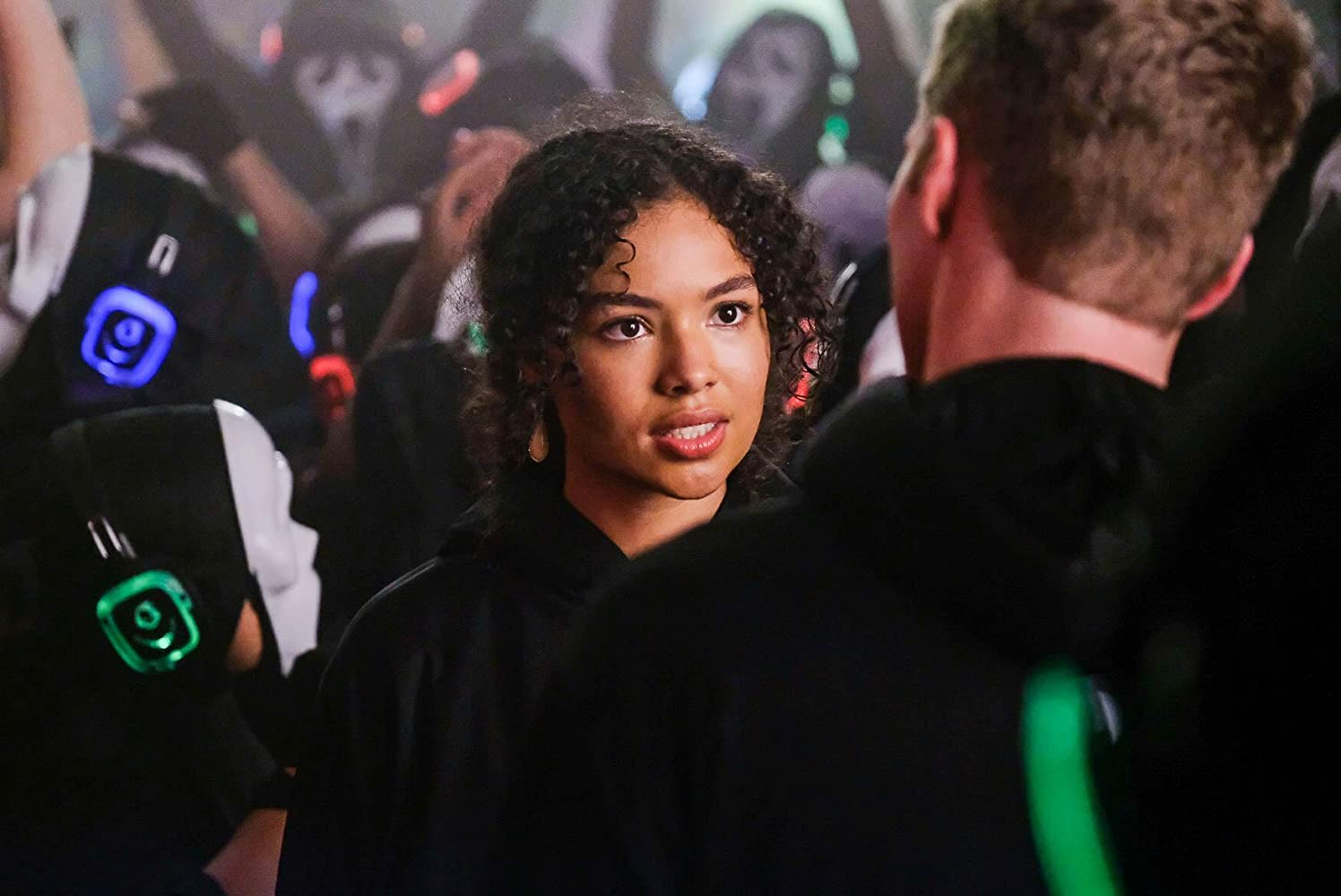Jessica Sula in Scream: The TV Series (2015)