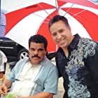 Luis Guzmán and Greg Mascarena in Two Men in Town (2014)