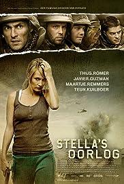 Stella's oorlog Poster
