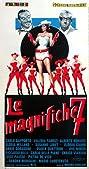 Le magnifiche 7 (1961) Poster
