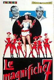 Le magnifiche 7 Poster