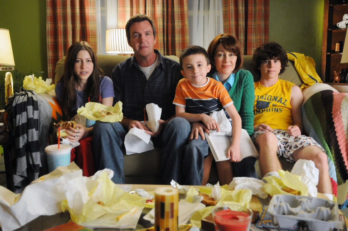 The Middle (Una Familia Modelo) 1×01 – Piloto