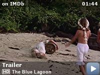 den blå lagunen trailer