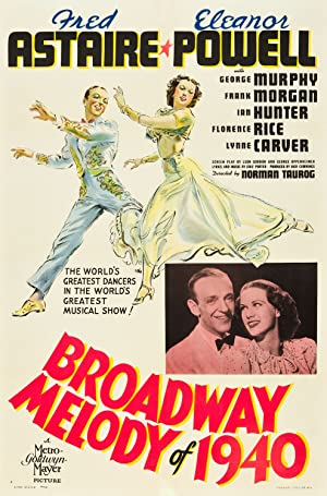 Where to stream Broadway Melody of 1940