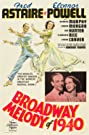 Broadway Melody of 1940 (1940) Poster
