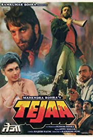 Tejaa Poster