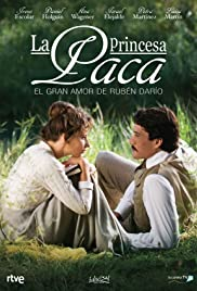 La princesa Paca Poster