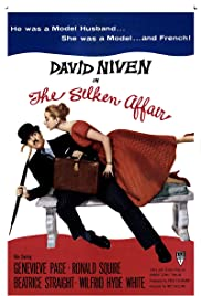 The Silken Affair Poster