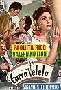 Curra Veleta (1956) Poster