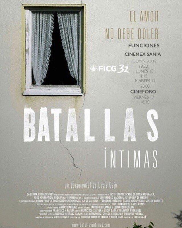Batallas Intimas (2016)