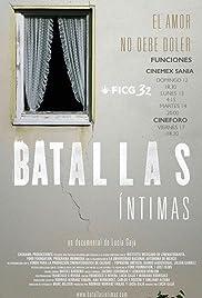 Batallas Intimas Poster