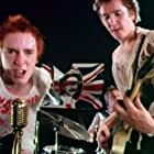 Paul Cook, Steve Jones, and John Lydon in Sex Pistols: God Save the Queen (1977)