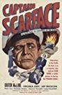 Captain Scarface (1953) Poster