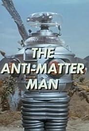 The Anti-Matter Man Poster