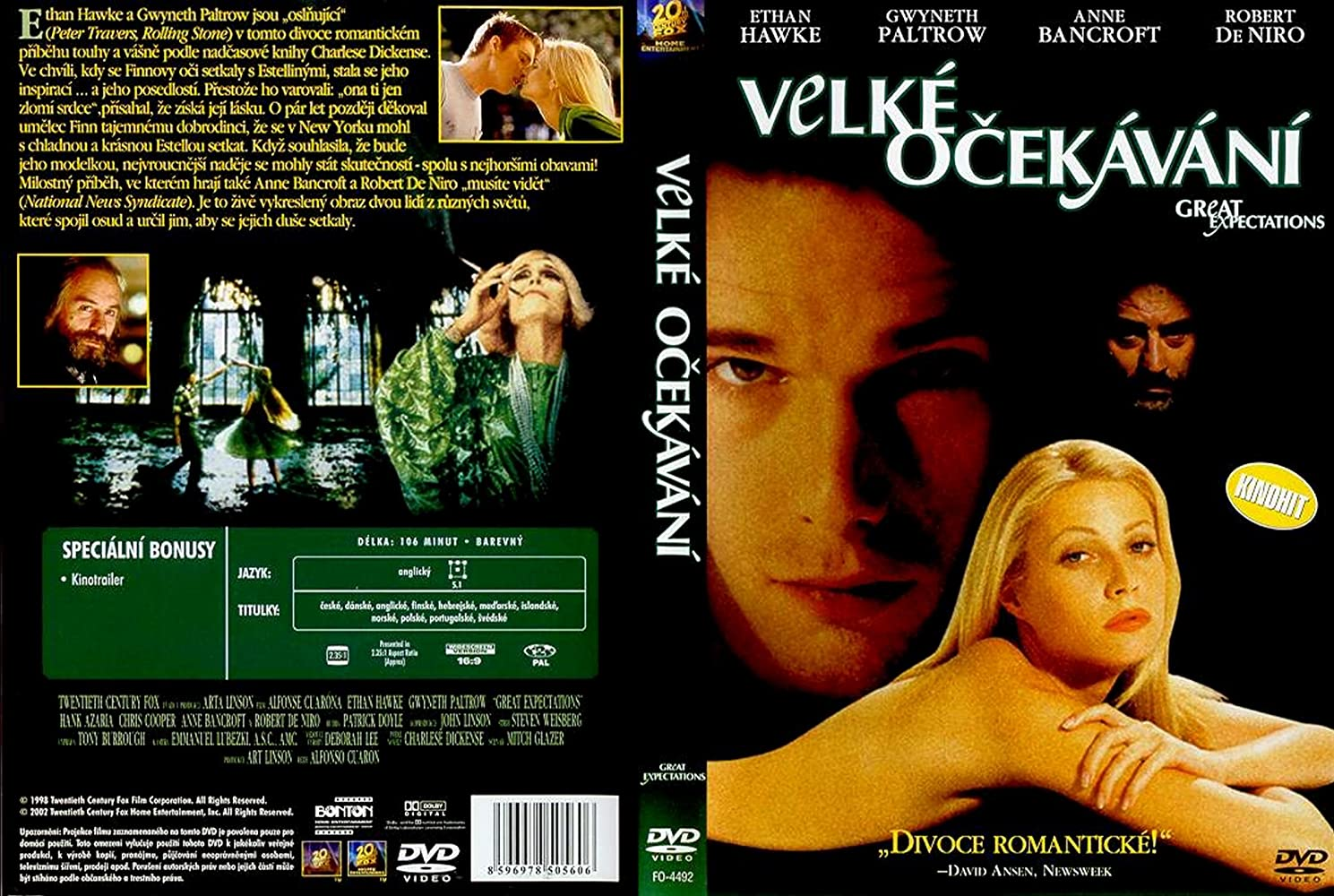 great expectations 1998 movie
