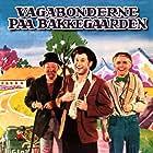Christian Arhoff, Ib Mossin, and Poul Reichhardt in Vagabonderne paa Bakkegaarden (1958)