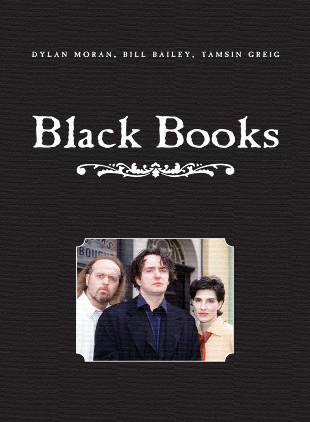 Bleko knygynas (1 Sezonas) / Black Books Season 1