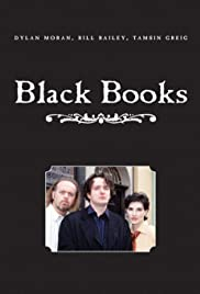 Black Books Poster